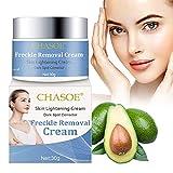 Whitening Cream,Aufhellende Creme,Frecken Creme,Haut Aufhellende Creme Gesicht Creme Gegen Altersflecken/Dunkle Flecken Sommersprossen Entferner