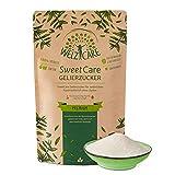 SweetCare PREMIUM Gelierzucker - Zuckerersatz – 100% Vegan – keine Kalorien – Low Carb – mit Erythritol und Stevia – Made in Germany - 200g