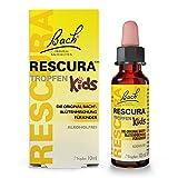 Bach Original Bach-Blüten RESCURA Tropfen Kids alkoholfrei, 10 ml Lösung