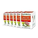 Bad Heilbrunner® Herz- und Kreislauf Tee - 6er Pack