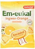 Em-eukal Ingwer-Orange zuckerfrei ( 75 g)