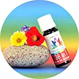 EINS FÜR ALLES* Bachblüten Globuli: 38 in 1 ALL-IN-ONE mit ALLEN 38 Blüten-Urkräften für ALLE Bachblüten-Anwendungsgebiete. DAS sanfte Komplettmittel für viele Alltagsprobleme.