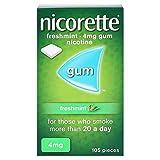 Nicorette 4 mg Freshmint Kaugummi