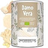 DamoVera® Die Bio-Darmkur vom Experten | Premium-Komplex aus Bio-Ballaststoffen, Bio-Gewürzen und Bakterienkulturen I Hochdosiert, vegan und laborgeprüft, 250g