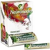 Neuronade 100er Pack, Getränk für Konzentration, Brain Food mit wichtigen Vitaminen und Pflanzenstoffen wie Ginkgo, Brahmi, Rhodiola Rosea und Vitamin B12, koffeinfrei und vegan