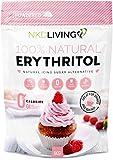Pulverisiertes Erythrit von NKD Living 1 kg - kalorienfreie Puderzucker-Alternative