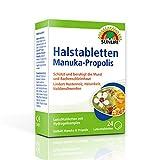 SUNLIFE Halstabletten Manuka-Propolis: Schützt und beruhigt die Mund- und Rachenschleimhaut, 24 Tabletten
