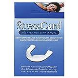 StressGard Nächtlicher Zahnschutz, Aufbissschiene Gegen Zähneknirschen, Schutz Für Die Backenzähne