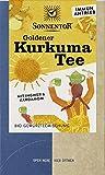Sonnentor Bio Goldener Kurkuma Tee (6 x 36 gr)
