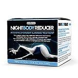 ARDARAZ. Night Body Reducer. Anti-Cellulite-Creme. Straffende Hautcreme. Intensive Straffung von Oberschenkeln und Bauch durch Dreifach-Aktion. 200 ml