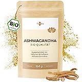 BIO Ashwagandha Pulver 250g Ashwaganda Indischer Ginseng (Schlafbeere) gemahlen in BIO Qualität Ayurveda Withania Somnifera