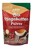 Bio Hagebuttenpulver 1kg (1000g) Monte Nativo - gemahlene Hagebutten - 100% Bio Hagebuttenmehl - aus kontrolliertem biologischen Anbau