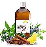100% Natürlich Anti Cellulite-Öl Massage koerperoel Penetrieren Sie 6 Mal besser als Cellulite-Creme mit ätherischen Ölen Mittel gegen cellulite 250 ml