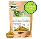 BIO Hanfprotein 1kg aus Deutschland + Gratis Smoothie E-Book (PDF), Vegan Protein aus Hanfsamen, Low Carb