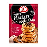 RUF Protein-Pancakes Chocolate Chip, 20 g Protein pro Portion mit Zartbitter Chocolate Chunks, 150 g