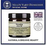 Neal'S Yard Remedies Bio-Wärmesalbe 45 g – beruhigt und beruhigt bei Massage in die Haut Hergestellt aus 100 % organischen Inhaltsstoffen
