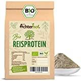 Reisprotein BIO | 1 KG | 83% Proteinanteil | Veganes Proteinpulver | Glutenfrei | direkt vom Achterhof