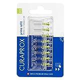 Curaprox Interdentalbürste CPS 011 prime, Refill, 8 Stück, 5 mm Wirksamkeit, grün, Nachfüllpackung, ohne Halter
