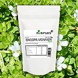 Nutrics® Bio Bacopa Monnieri Brahmi Pulver 200g 100% rein ohne Zusätze