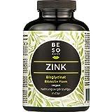 BeSoHappy® Zink in Bioaktiver Form mit Bisglycinat (365 Tabletten als Jahresvorrat) l Immunsystem Stärken für Erwachsene l Laborgeprüft in Deutschland l Vegan & Glutenfrei