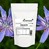 Nutrics® Inulin Pulver Prebiotisch 200g Zichoriewurzel 100% natürliche Ballaststoffe