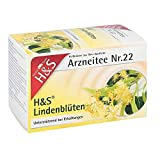 H&S Lindenblüten Tee Filterbeutel 20X1.8 g