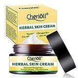 Akne Creme, Ekzeme Cream,Körpercreme, Natürliche chinesische Kräutercreme,Juckreiz, unangenehme Haut, Feuchtigkeitscreme, 30g