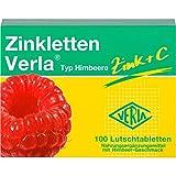 Verla 09704814 Zinkletten Himbeere 100 St.