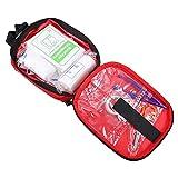DOITOOL First Aid Kit Tragbare Reise Notfall Kompakte First Aid Kit mit Trauma Tasche Verband Notfall Medizinische Versorgung für Home Auto Camping Wandern