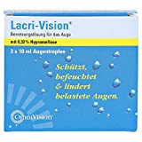 Lacri VISION Augentropfen, 3X10 ml