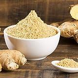 Ingwerpulver Ingwer gemahlen Ingwer Wurzel Top Qualität intensives Aroma wiederverschließbar 0,5-5kg (1000g)