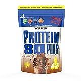Weider Proteinpulver Protein 80+, Schoko, 500 g