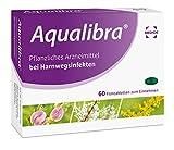 Aqualibra – Pflanzliches Arzneimittel gegen Blasenentzündung – Sehr gut verträglich – 60 Filmtabletten