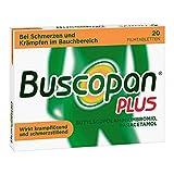 Buscopan PLUS Filmtablett 20 stk