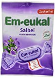 Em-eukal Salbei zuckerfrei, 75 g Bonbons
