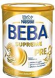 BEBA SUPREME PRE Anfangsnahrung: von Geburt an, Pulver, mit Omega 3, 1er Pack (1 x 800g)