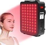 Rotlicht-Therapiegerät, Red Light Therapy Device 660 & 850 nm nahe Infrarot-LED-Lichttherapie, klinische Qualität, Lichttherapie Lampe mit Timer für Anti-Aging, Muskel- und Gelenkschmerzlinderung
