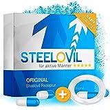 *NEU* Steelovil für den Mann   HOCHDOSIERT   Extra für Männer   12 Kapseln