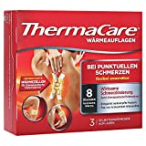 Thermacare bei punktuellem Schmerz Wärmeauflagen, 1er Pack (1 x 3 Stück)