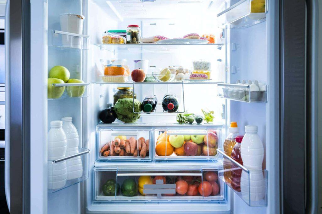 Kühlschrank Energie sparen