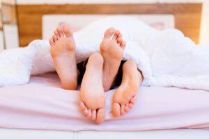 CBD versus THC beim Sex: Was ist der Unterschied?