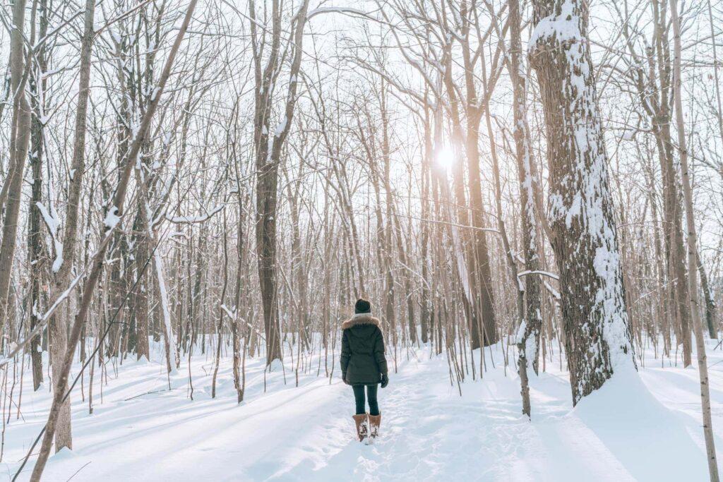 Schneematsch, Näße und Eis sind die Hauptursache für kalte Füße