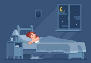 die richtige Schlafumgebung