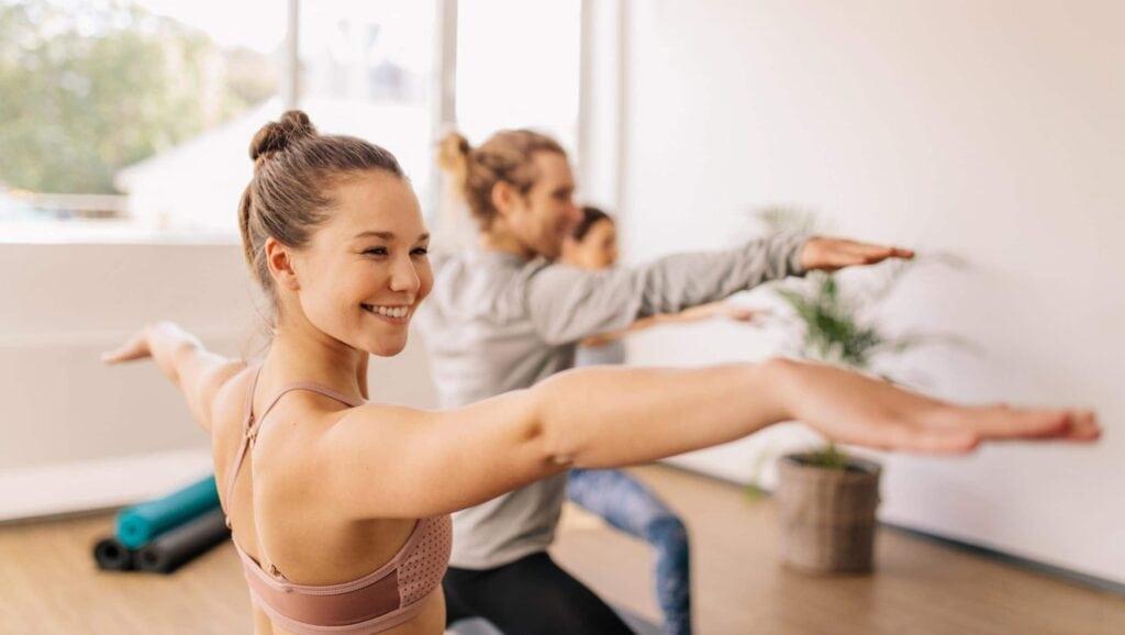Gesundheit: Frauen, die regelmäßig trainieren, leben länger