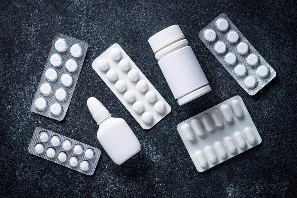 Biotin-Tabletten