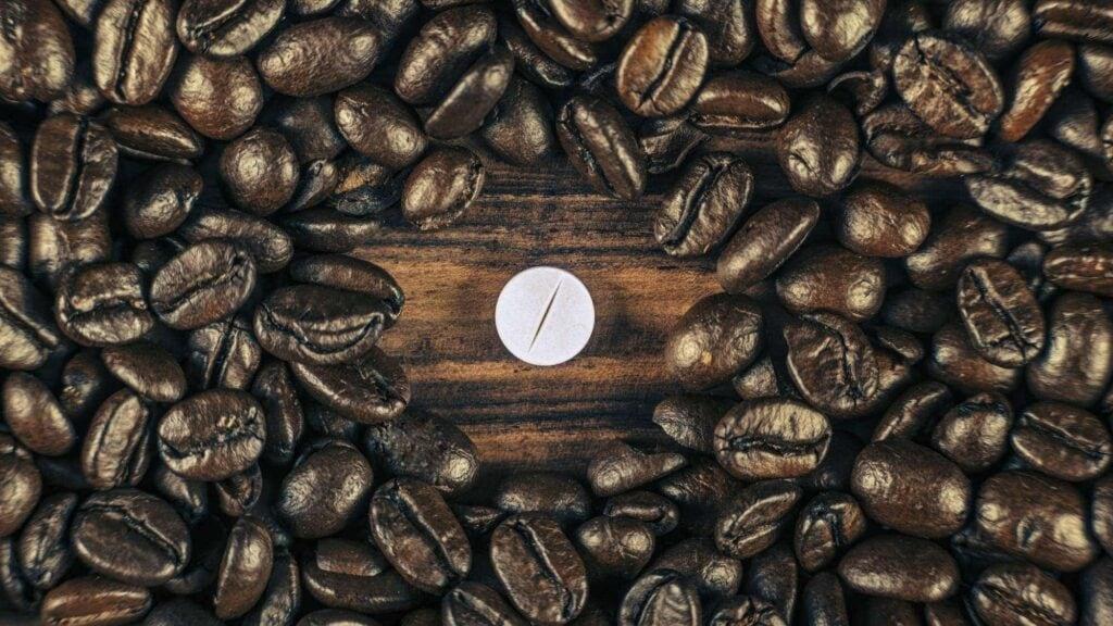 Koffeintabletten