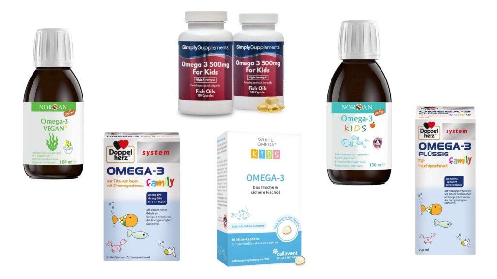 gz omega 3 fuer kinder